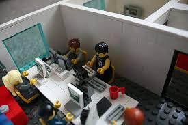 office lego. liked office lego