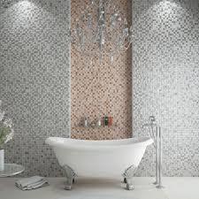mosaic bathroom tiles. 14 Best Grey Mosaic Tiles Images On Pinterest Cream Bathroom A