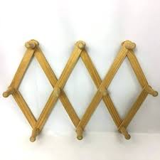 wooden peg coat rack accordion wall hooks vintage wood pegs accordion wall hooks cottage coat rack home designer pro layers seven peg wood wall mounted coat