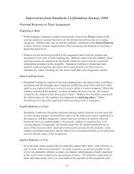 Example Of A Response Essay Example Of A Response Essay Beyin Brianstern Co