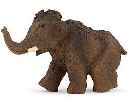 <b>Мамонтенок</b> — <b>фигурка</b> игрушка доисторического животного от 3 ...