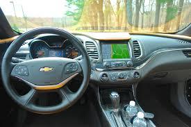 2014 Chevrolet Impala LTZ Interior Dashboard - egmCarTech