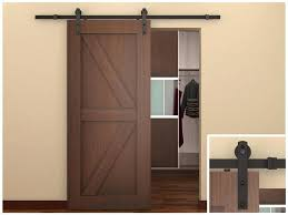 full size of diy barn door hardware pipe home depot kit you sliding unbelievable genius