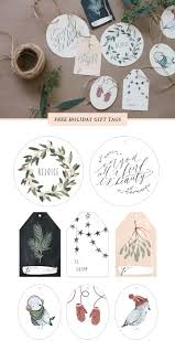 Free printable 2013 holiday gift tags by Kelli Murray