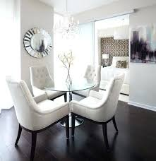 Contemporary white dining chairs Glass Contemporary Dining Set Contemporary Dining Room Sets White Openactivationinfo Contemporary Dining Set Openactivationinfo