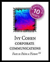 Ivy Cohen Corporate Communications | Corporate communication,  Communications, Corporate