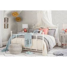 Wrought Iron Bed Frame King | Wayfair