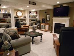 Basement Living Room Ideas Home Design Minimalist