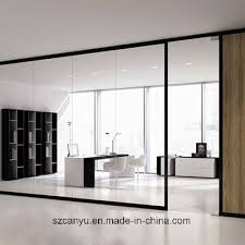 aluminum office partitions. Cheap Price Office Use Aluminum Frosted Glass Partitions