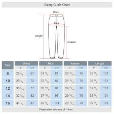 Womens Jeans Sizing Chart Lee Cooper Slim Fit Jeans Ladies