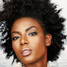 natural makeup for black women