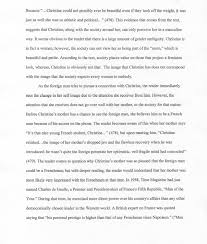 page essay example essay apa style interview paper format  text in context essay examples example 2 page 3
