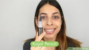 image led apply kajal step 1