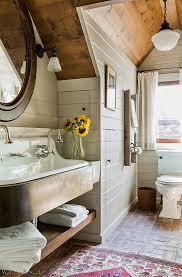 rustic modern bathroom. Rustic Modern Bathroom Designs | Newton Residence Via Williams \u0026 Spade