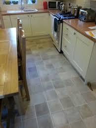 ceramic effect vinyl kitchen tiles in bramhall stockport