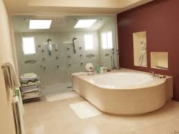 Warm Bathroom Colours
