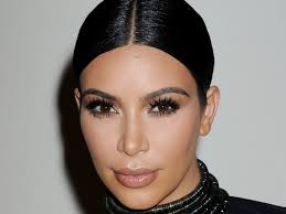 kim kardashian s make up routine takes