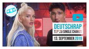 Deutschrap Charts Top 20 Deutschrap Charts 13 September 2019