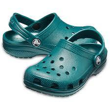 Kids Crocs Clogs Size C2 J33 Green Crocs Singapore