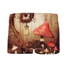 Bench Brief Size Chart Amazon Com Interestprint Boys Autumnal Fairytale Scenery