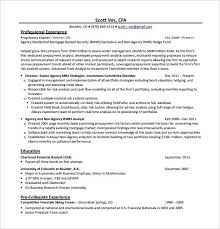 Resume Template Format Enchanting Resume Templates Pdf Format Medical Assistant Resume Template Free