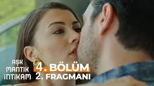 Aşk Mantık İntikam 4. Bölüm 2. Fragmanı - YouTube