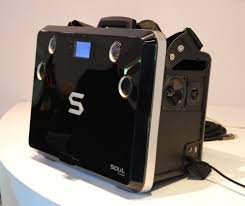 a huge mobile wireless audio system for outdoor party setups and other occasions without cramping your style