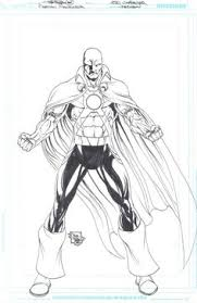 martian manhunter by joe prado find this pin and more on marvel dc by what if coloring pages of martians