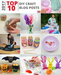 Top 10 DIY Craft Blog Posts from 2017 - S&S Blog
