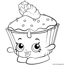 Small Picture 138 best Shopkins Coloring Pages images on Pinterest Coloring