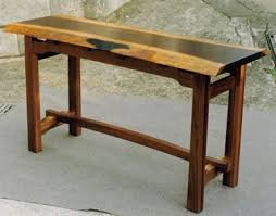 top furniture makers. simple top this table has a wenge slab top and black walnut base wenge which come  from africa deep brown heartwood yellow sapwood by hayama cabinetmakers  inside top furniture makers r
