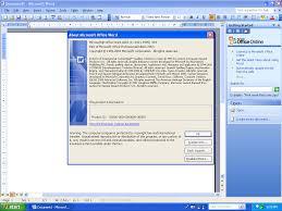 Office 2003 Microsoft Office Word 2003 Lowe Family