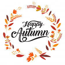 Image result for happy fall clip art