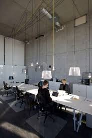 industrial look office interior design. Simple Design Shared Work Benches Can But It Has To Have Atmosphere Human Detail  Like The Lamps  The Office  Amsterdam IJburg On Industrial Look Office Interior Design