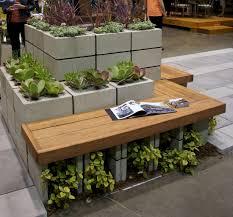cinderblock furniture. Creative Diy Cinder Block Furniture And Decor Ideas (70) Cinderblock N