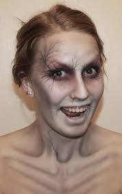 simple zombie makeupcool