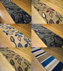 extra long rug runners narrow modern fl hall hallway and floor carpet mats rugs runner decorating uk