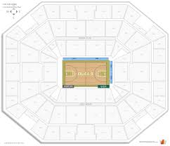 Sun Dome Tampa Seating Chart Yuengling Center South Florida Seating Guide