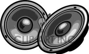 car speakers clipart. speaker clip art car speakers clipart l