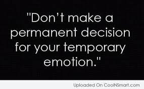 Decision Making Quotes