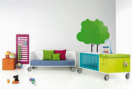 modern kids furniture. Source : Decoist Modern Kids Furniture O