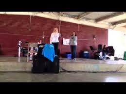 Polly barker walker and Molly lindenfelser - YouTube
