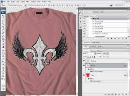How To Make A Cool Shirt Photoshop T Shirt Tutorial How To Create And Add Your Own Textures To Create Cool T Shirt Designs