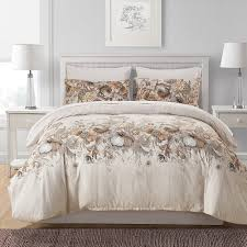 fl printed bedding set tencel cotton duvet quilt cover set twin queen king size bed set item no 412965