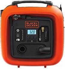 BLACK+DECKER Cordless <b>Tire</b> Inflator, <b>Multi</b>-<b>purpose</b>, <b>Portable</b> ...