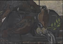 georges braque guitar and jug