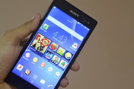 Sony Xperia C3 SmartPhone Hands-On ...