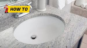 how to unclog a bathroom sink fixed