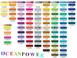 Exquisite Thread Color Chart 258 Items Color Chart Fandeck Shade Card Color Codes For Wall Paint Buy Building Color Card Color Chart Color Code Product On Alibaba Com
