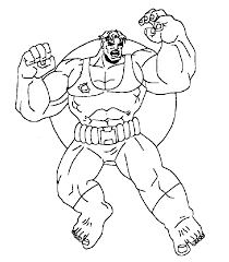 Small Picture Marvel coloring pages the incredible hulk ColoringStar